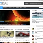 Full Size Website