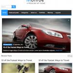 Medium Size Website